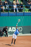 Somdev Devvarman at Davis Cup Stock Photos