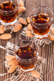 Some Amaretto Shots Stock Images