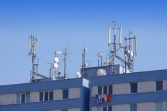 Free Some Antennas Stock Images - 14013494