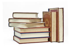 Some books to look for information. Royalty Free Stock Photos