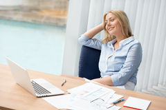 Some break is well deserved Stock Photo