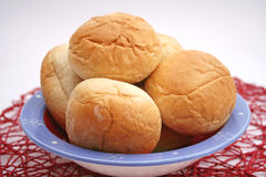 Some buns of wheat. Some fresh buns of wheat stock images