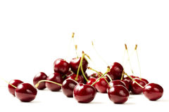 Some cherries Stock Photo