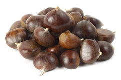 Some chestnuts Royalty Free Stock Images
