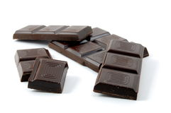 Some chocolate Stock Images