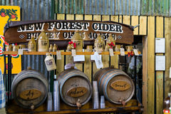 Some Cider Stock Image