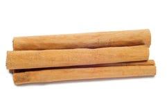 Cinnamon quills Stock Images