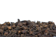 Some cloves Royalty Free Stock Image