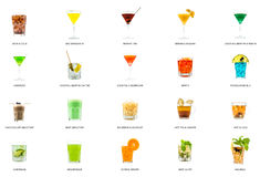 Some cocktail Stock Photos