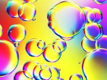 Free Some Colorful Bubbles Background Royalty Free Stock Photography - 116729767
