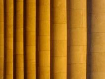 Some columns sidelit Royalty Free Stock Image