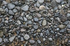 Dark boulders background. Some dark boulders background- k royalty free stock photos