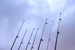 Some Fishing looking sky. Stock Stock Photography
