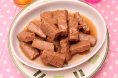 Food for Dogs Stock Images