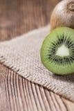 Some fresh Kiwi Fruits Stock Image