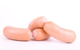 Some fresh sausage Royalty Free Stock Photo