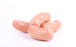 Some fresh sausage Royalty Free Stock Image