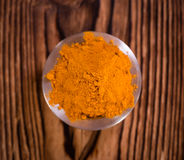 Some fresh Turmeric Royalty Free Stock Images