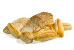Some kind of bread Royalty Free Stock Images