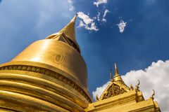 Some parts of Grand Palace Royalty Free Stock Images