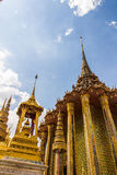 Some parts of Grand Palace Stock Images