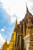 Some parts of Grand Palace Royalty Free Stock Photo