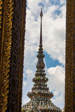 Some parts of Grand Palace Royalty Free Stock Photos