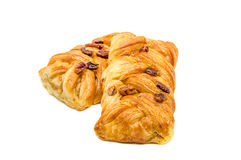 Some Pastries Filled By Honey Syrup And Sprinkled By Pecan Nuts Stock Photos