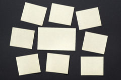 Some post it Stock Photos