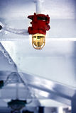 Some scean inside ocean liner Royalty Free Stock Image