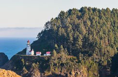Some scenic view of the beach in Heceta Head Lighthouse State Scenic Area,Oregon,USA.  Royalty Free Stock Photos