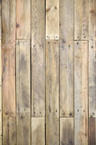 Some sheets of wood forming a background. Vertical texture royalty free stock photos