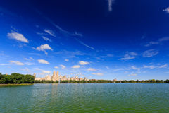 Some shot from the famous Central Park Royalty Free Stock Photography