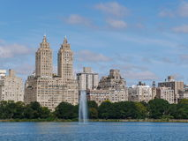 Some shot from the famous Central Park Stock Photo