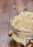 Some Soy Flour Stock Photo