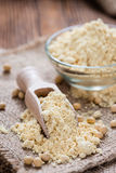 Some Soy Flour Royalty Free Stock Images