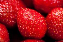Some strawberries Stock Photo