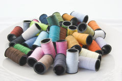 Some threads Royalty Free Stock Image