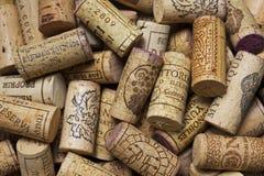 Some vine corks Stock Photo