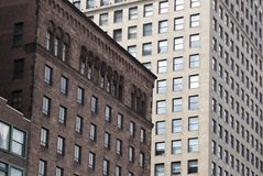 Windows of Chicago. Some Windows of Chicago, Illinois Stock Photography
