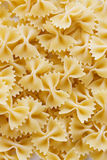 Some yellow macaroni Royalty Free Stock Photos