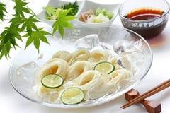 Somen, japanese summer food Royalty Free Stock Photos