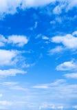 Somente céu Imagens de Stock