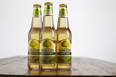 Somerby cider Royalty Free Stock Images