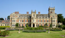 Somerleyton Hall royalty free stock photos