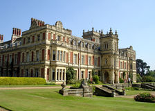 Somerleyton Hall Stock Image