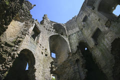 Somerset castle Stock Photography