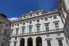 Somerset dom obrazy royalty free