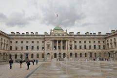Somerset House est un emplacement filmant populaire, avec son extérieur comportant en plusieurs films de Hollywood de grand-budge photos libres de droits