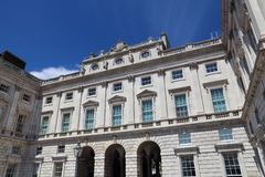 Somerset House Royalty Free Stock Images
